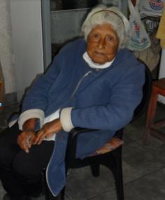SEÑORA SARA FIGUEROA
